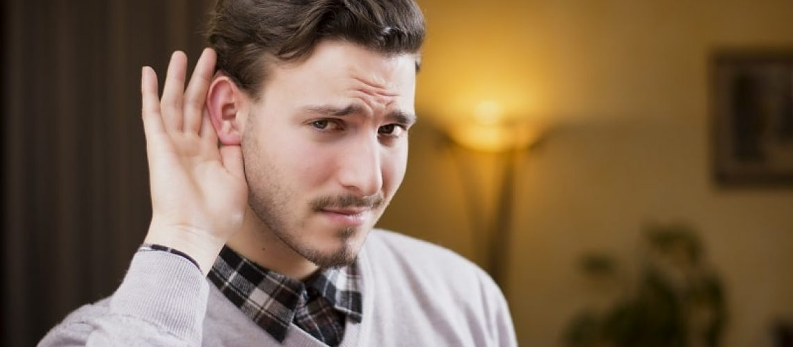 Are you not hearing clearly? Is that considered hearing loss?